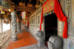 Khoo Kongsi Chinese Temple Stock Photography