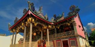 Khoo Kongsi Chinese Temple Royalty Free Stock Photo