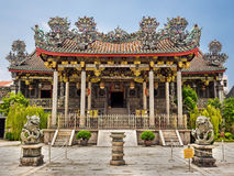 Khoo Kongsi Clanhouse Temple in George Town, Penang, Malaysia Stock Images