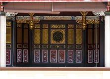 Khoo Kongsi, Penang, Maleisië Stock Afbeelding
