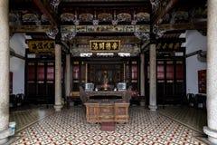 Khoo Kongsi Temple, Penang, Malaysia Stock Photos