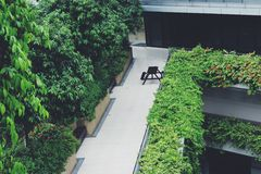 Khoo Teck Puat Hospital, Singapore 01 Royalty Free Stock Image