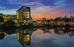 Khoo Teck Puat Hospital, Singapore Stock Photography