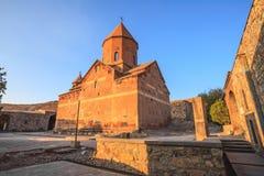 Khor Virap, Αρμενία Στοκ Εικόνα