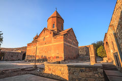 Khor Virap, Armenia. Khor Virap is ancient Monastery located in the Ararat valley in Armenia Stock Image