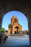 Khor Virap Church in Armenia. Khor Virap is ancient Monastery located in the Ararat valley in Armenia Royalty Free Stock Photos