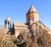 Khor Virap monastery, Armenia. Khor Virap monastery in Armenia Stock Photos