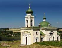 Khotyn Church Stock Photos