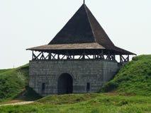 khotyn de forteresse image libre de droits