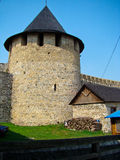 khotyn de forteresse Photographie stock