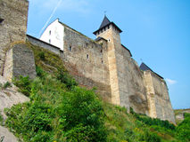 khotyn de forteresse Photos stock