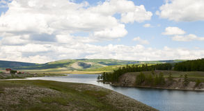 Khovsgol Lake Royalty Free Stock Image