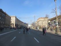 Khreshchatyk στοκ φωτογραφία