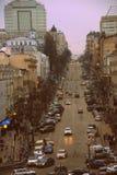 Khreshchatyk - Kiev Fotografering för Bildbyråer