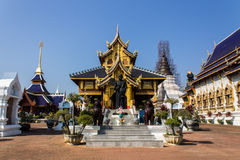 Khuba Htuang statua w Wacie Banden Zdjęcie Royalty Free