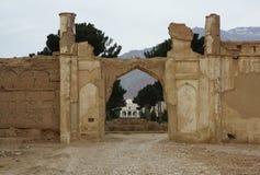 Khulm slott Royaltyfria Foton