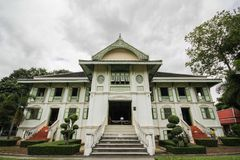 Khum Jao Luang, Phrae, Thailand. Beautiful and famous building at Phrae, Thailand royalty free stock images