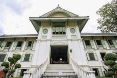Khum Jao Luang, Phrae, Thailand. Beautiful and famous landmark at Phrae, Thailand Royalty Free Stock Image