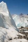 khumbu παγετώνων Στοκ φωτογραφία με δικαίωμα ελεύθερης χρήσης