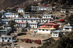 Khumjung Stock Photos