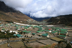 Khumjung Royalty Free Stock Images