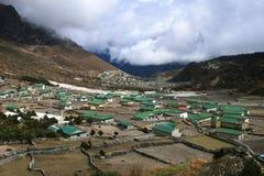 Khumjung Imagens de Stock Royalty Free