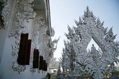 khun βόρειος rong ναός Ταϊλάνδη wat Στοκ φωτογραφία με δικαίωμα ελεύθερης χρήσης