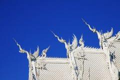 khun βόρειος rong ναός Ταϊλάνδη wat Στοκ Εικόνες