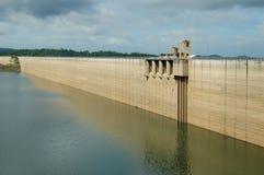 Khun Dan Prakan Chol Dam, Nakhon Nayok Stock Photo