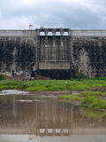 Khun Dan Prakan Chon Dam Royalty-vrije Stock Foto