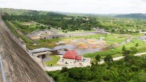 Khun Dan Prakan Chon Dam Stock Afbeelding