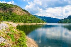 Khun Dan Prakan Chon Dam Stock Image