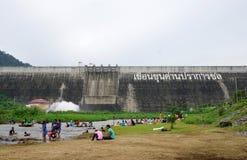 Khun dan prakan chon dam in Nakhon Nayok, Thailand Stock Image