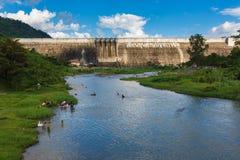 Khun dan prakan chon dam Royalty Free Stock Image