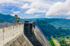 Khun Dan Prakan Chon Dam Royalty Free Stock Photography