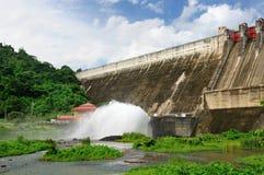 Khun Dan Prakarn Chon Dam royalty-vrije stock afbeeldingen