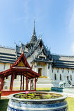 Khun Phaen House Royalty Free Stock Photography