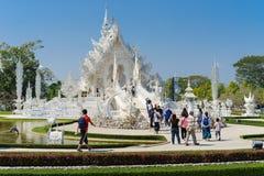 khun rong świątyni wat Obrazy Royalty Free