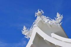 khun rong ναός γλυπτών στεγών wat Στοκ Εικόνες