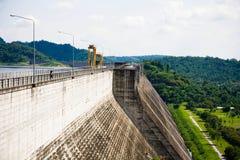 Khundanprakanchon Dam Royalty Free Stock Images
