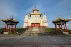 Khurul佛教徒 免版税库存照片