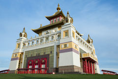 Khurul Buddhist Royalty Free Stock Image