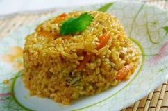 Khushka Rice Stock Photo