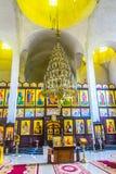 Khust Cyril Methodius Cathedral 02 imágenes de archivo libres de regalías