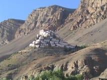Ki Monastery Stock Photo