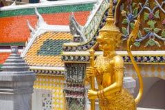 Ki-Nara en el palacio magnífico Fotografía de archivo libre de regalías