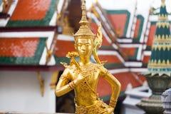 Ki-Nara en el palacio magnífico Imagenes de archivo