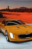 KIA automotive at the NAIAS Royalty Free Stock Photography