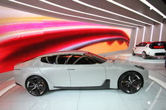 KIA GT Concept 2013 Stock Photos