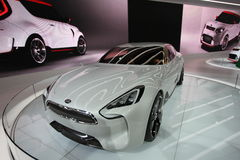 KIA GT Concept 2013 Royalty Free Stock Images